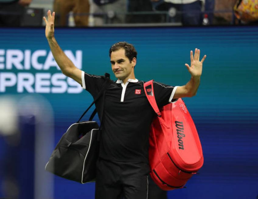 Roger Federer: 'I feel low, I was playing with back injury the whole time'