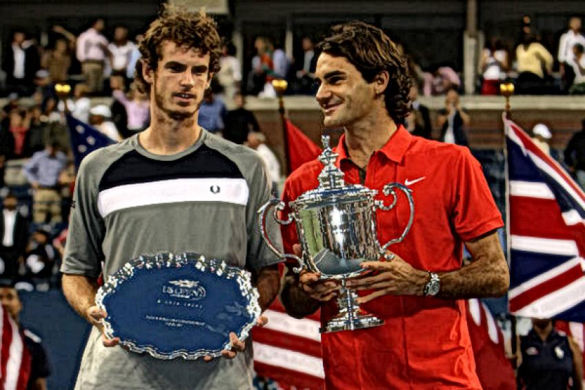 On this day: Roger Federer tops Andy Murray for a huge US Open record