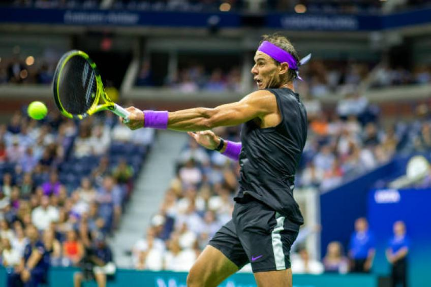 I saw thousands of Rafael Nadal's matches, says Berrettini