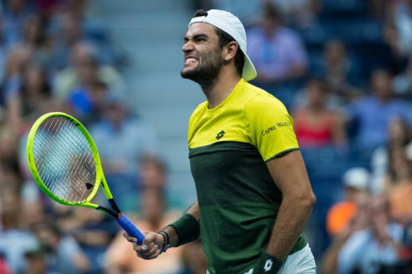 Matteo Berrettini: 'I am receiving thousands of messages'
