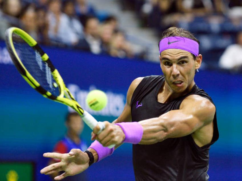 Rafael Nadal I Had Stomach Issues Before The Match