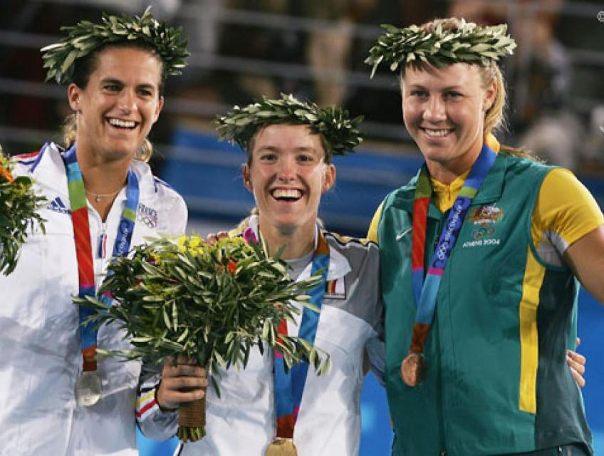 Amelie Mauresmo: Rank my Olympic Medal to Fed Cup Title