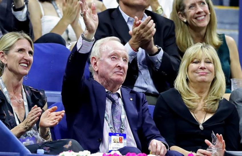 Rod Laver relives the 1969 Grand Slam