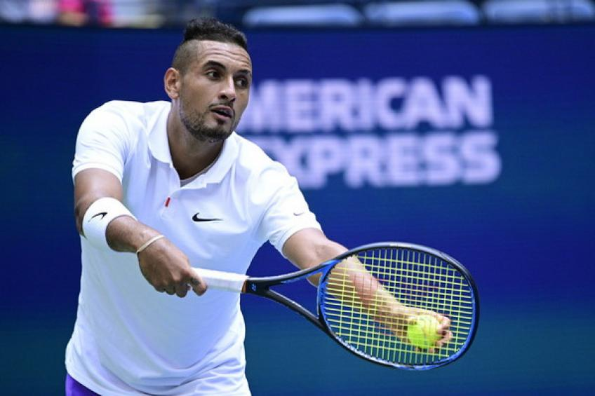 Rod Laver: 'Suspension might be the only solution for Nick Kyrgios'