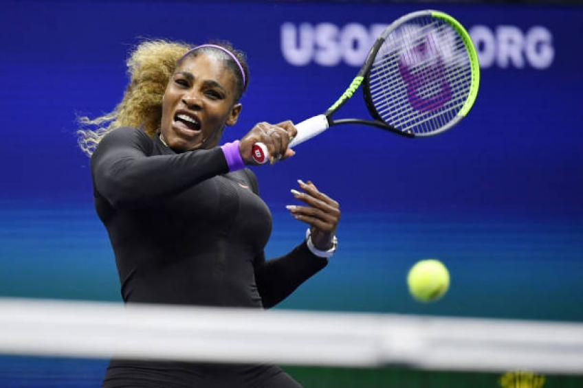 I had a strong discussion with Serena Williams after second round - Coach