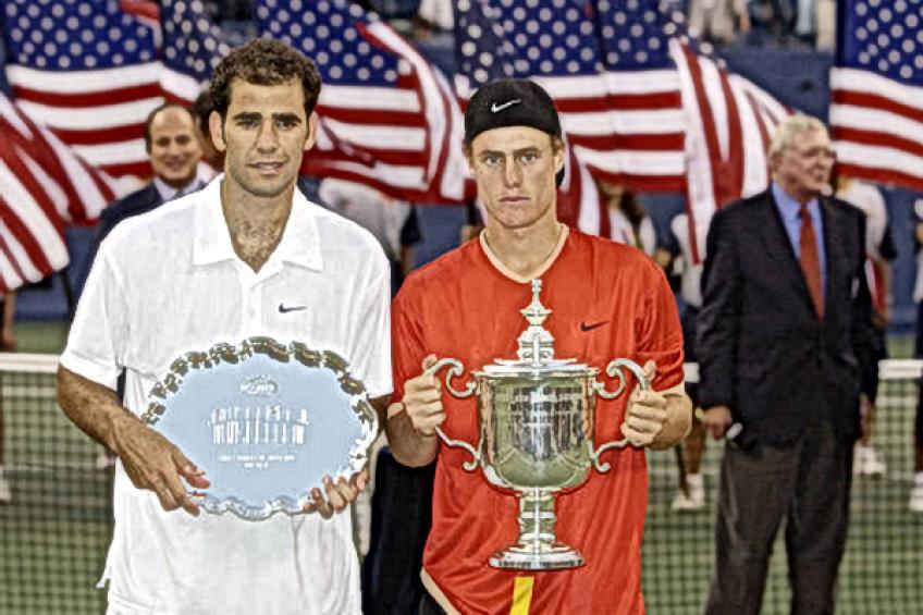Flashback US Open: Lleyton Hewitt beats Pete Sampras to lift US Open crown