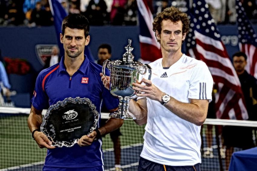 On this day: Andy Murray prevails over Novak Djokovic for first Major crown