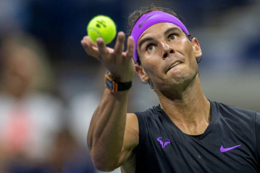 You don't know the score by looking at Rafael Nadal, says Gilbert