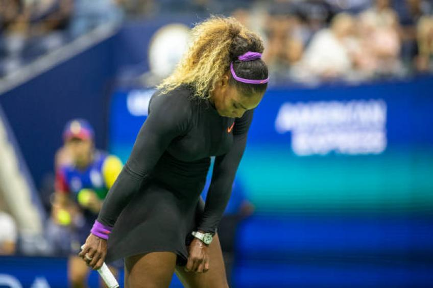 No panic for Serena Williams if she misses more than usual - Coach