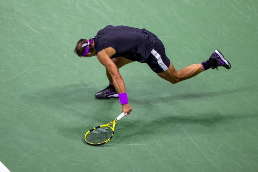 Rafael Nadal has to be one of the most humble sports legends - Rubin