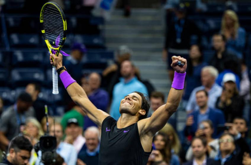 Rafael Nadal: 'I sleep very well even without having more Major titles'