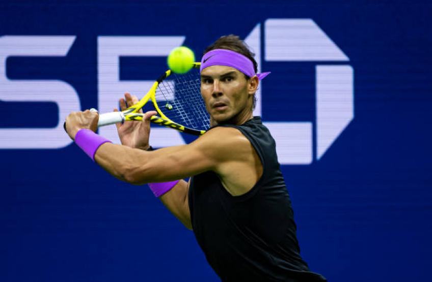 Rafael Nadal recalls the toughest moment of his match vs Berrettini