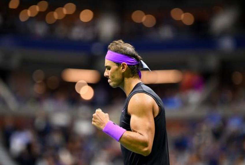 Rafael Nadal lacked of consistency but he has a big opportunity, says Toni