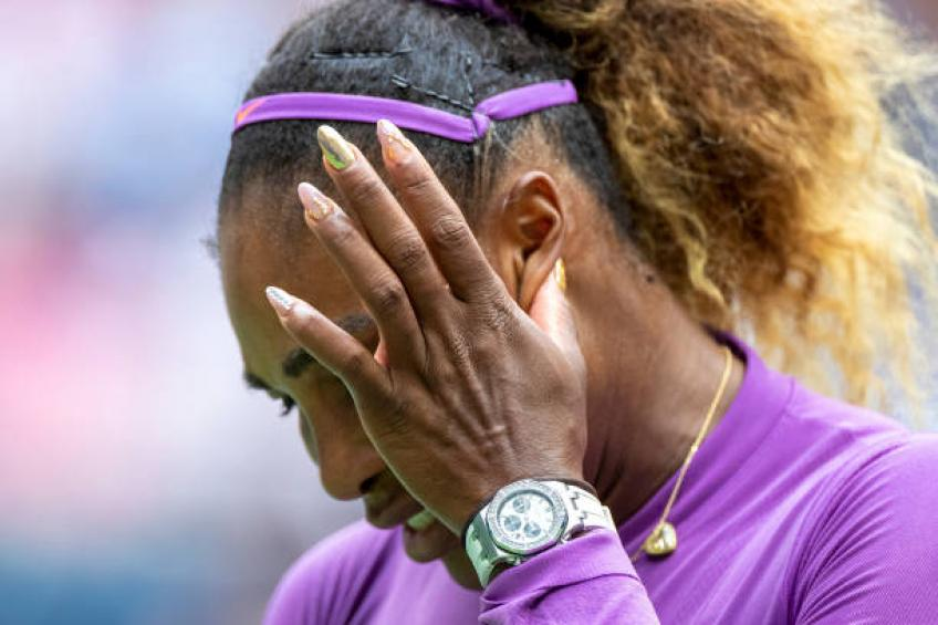 US Open final loss is going to hurt Serena Williams, says Navratilova