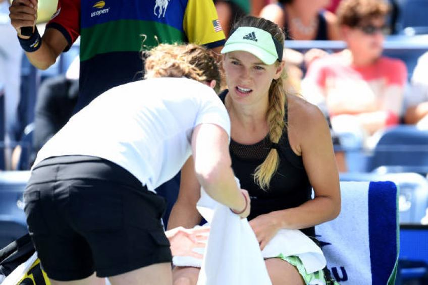 Caroline Wozniacki may have played US Open for the last time,says Davenport