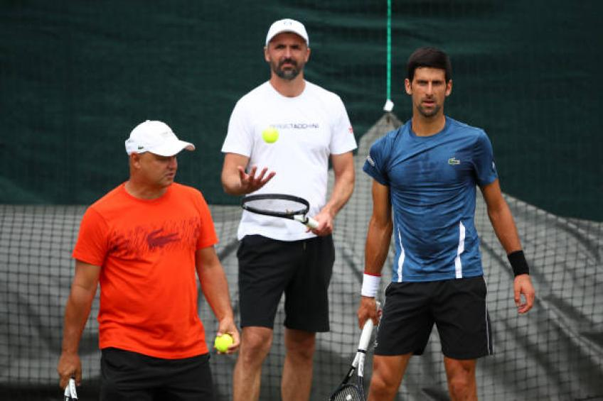 I wasn't sure Novak Djokovic would be at his highest level again - Coach