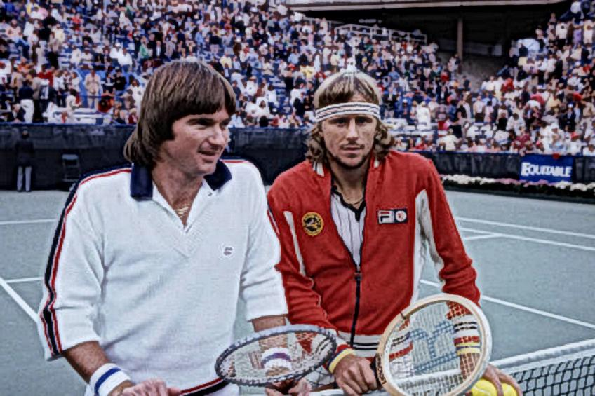 On this day: Jimmy Connors tops Bjorn Borg to conquer Flushing Meadows