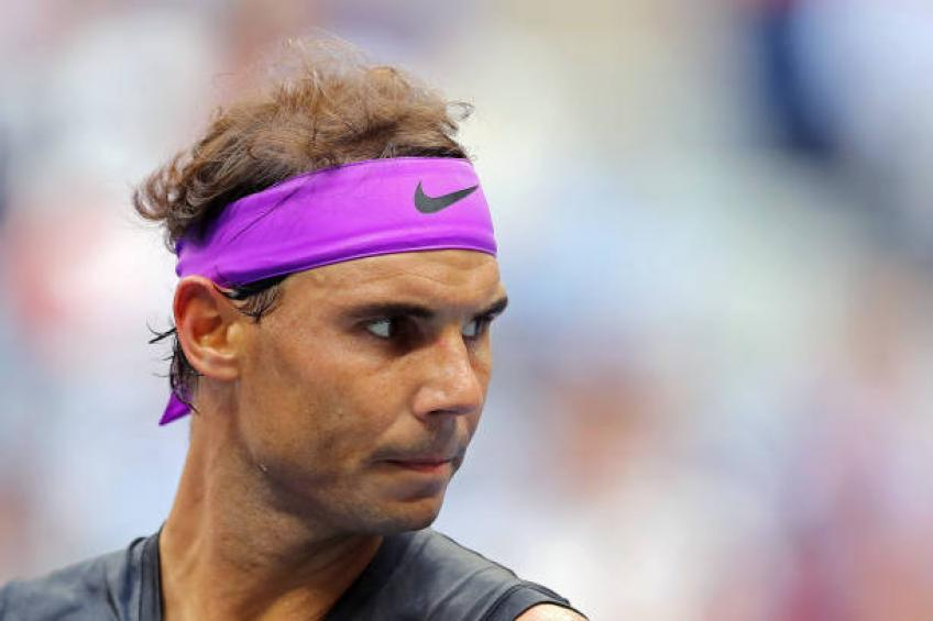 I want to put titles on my shoes like Rafael Nadal does - Wheelchair player