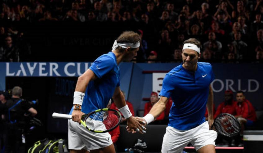Federer will play for two more years because of Rafael Nadal - Wilander