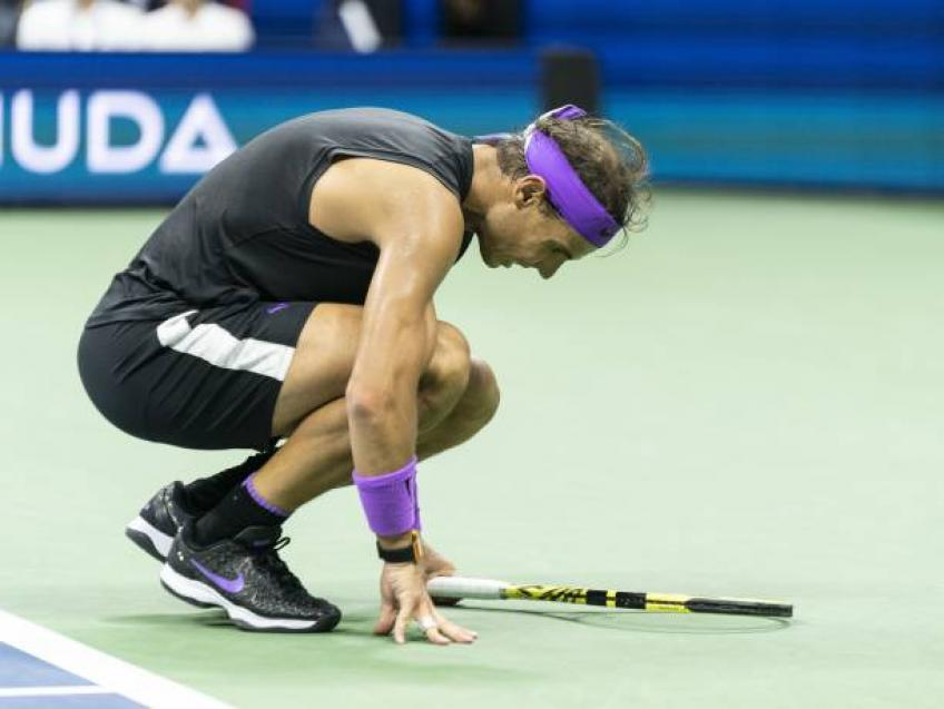 Rafael Nadal cannot predict he will play for three, four more years