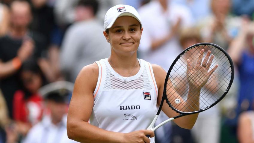 Ashleigh Barty Qualifies for Season Ending WTA Finals in Shenzhen