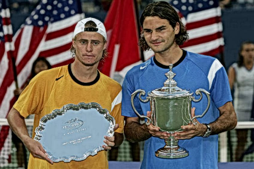 On this day: Roger Federer bagels Lleyton Hewitt twice for US Open crown