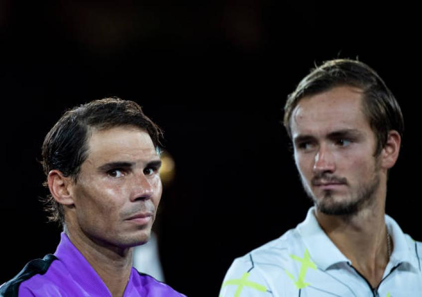 Rafael Nadal and Medvedev set for US Open final revenge - Here is where