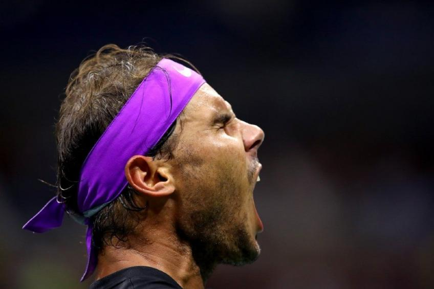 I had to help Rafael Nadal wearing jeans. He was exhausted - Coach