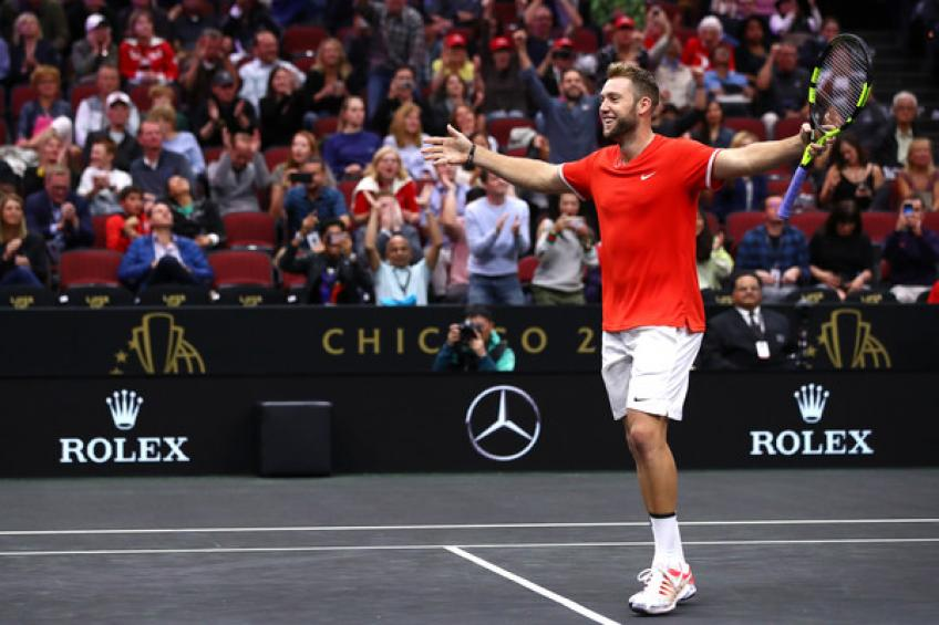 Jack Sock and Taylor Fritz to challenge Nadal and Federer at Laver Cup