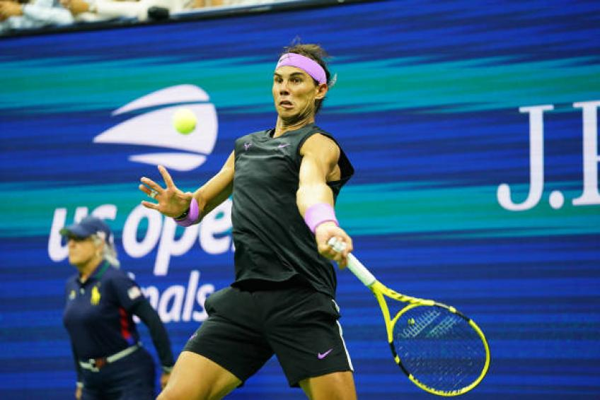 Rafael Nadal Unsure About Playing In Shanghai