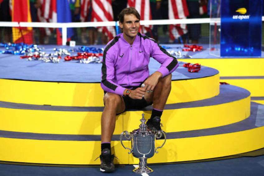Rafael Nadal: 'I can dress myself now, although I still feel painful'