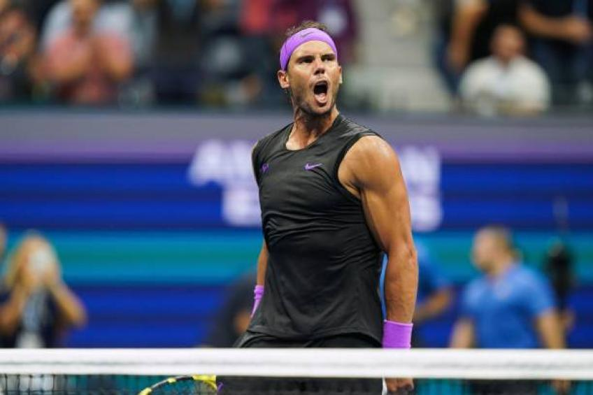 Rafael Nadal showed many times he has heart of gold,says Federer Foundation