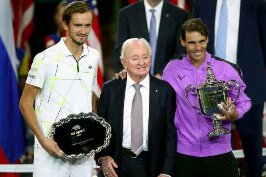 Medvedev's match against Rafael Nadal gives hope to younger guys - Hurkacz
