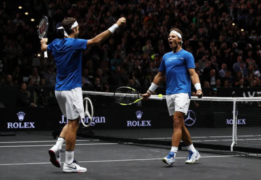 Roger Federer and Rafael Nadal may become Laver Cup captains - Zacks