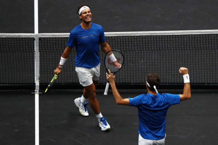 Roger Federer, Nadal and Djokovic are the best ever - Schwartzman