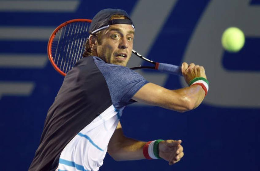 Paolo Lorenzi recalls when he got close to beat Rafael Nadal