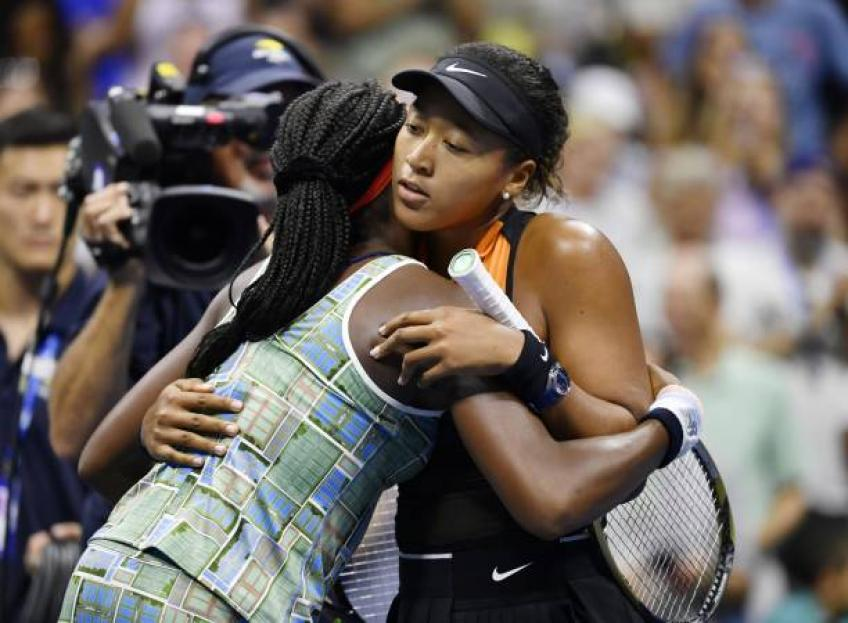 I was shocked by Naomi Osaka's request, says Coco Gauff