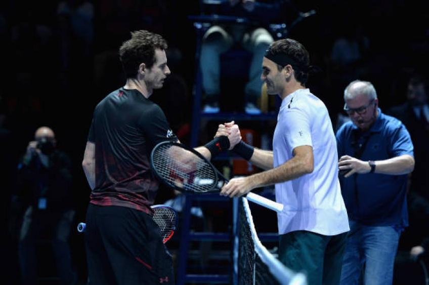 Andy Murray set to join Federer, Nadal and Djokovic to play in...