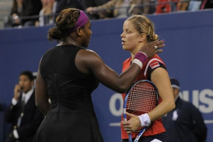 Kim Clijsters: 'Serena Williams and other mothers were my inspirations'
