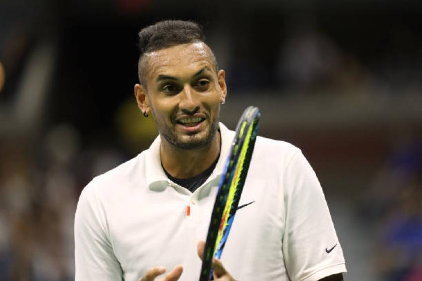 Kyrgios may have the best serve in the world, doesn't deserve ban - Laver