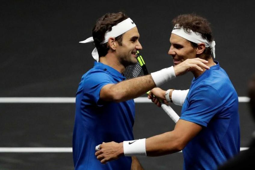 Week 38: Federer and Nadal at the Laver Cup, Osaka in .. Osaka!