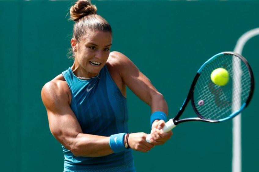 Maria Sakkari withdraws from Seoul Open