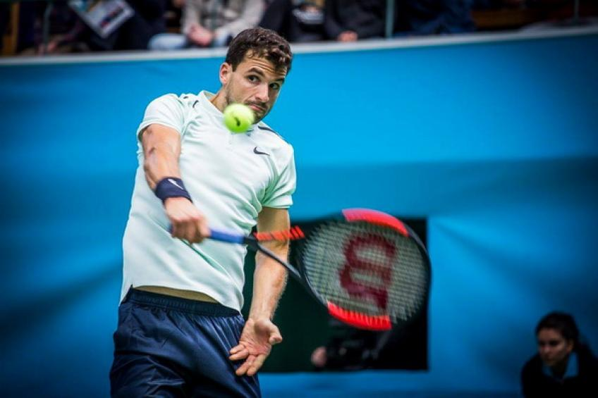 US Open semi-finalist Grigor Dimitrov grabs Stockholm wild card