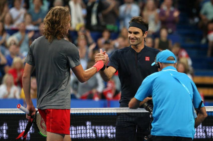 Tsitsipas beat Federer, Nadal, Djokovic. He has a great future -Mouratoglou