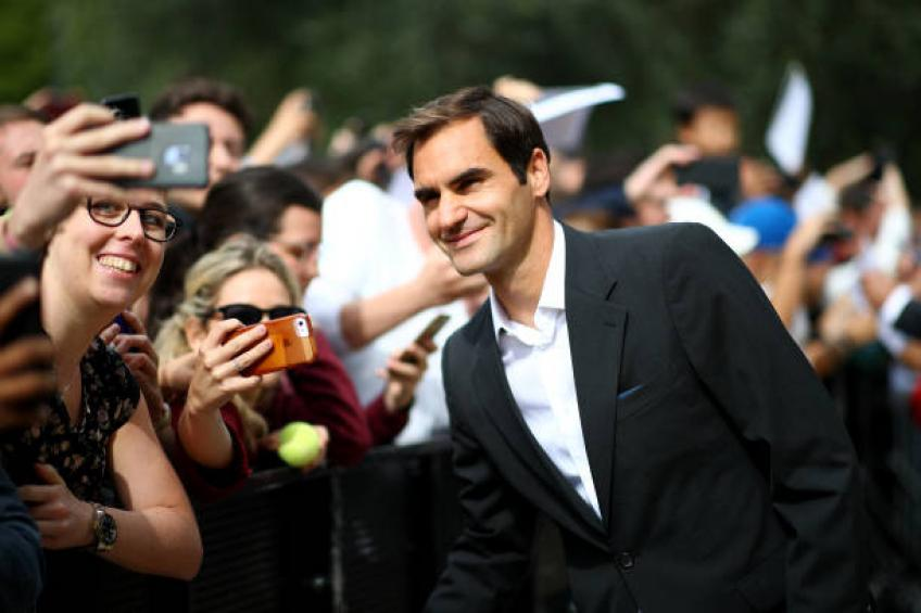 Roger Federer: 'This year's Laver Cup will be incredibly tight'