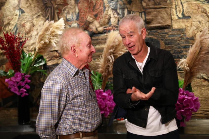 John McEnroe: 'Laver Cup takes things to another level'