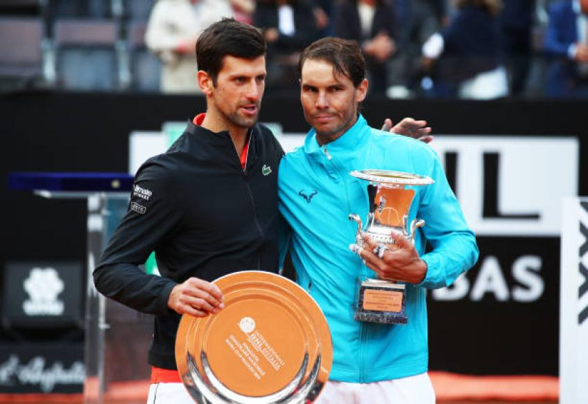 Nadal has more chances than Novak Djokovic to end year as No. 1 - Toni