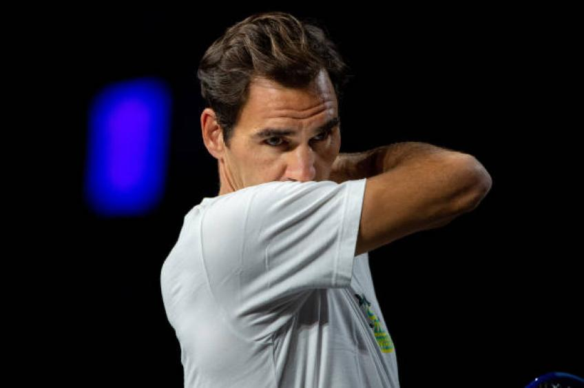 Roger Federer lost Wimbledon final because of bad luck - Nadal's uncle