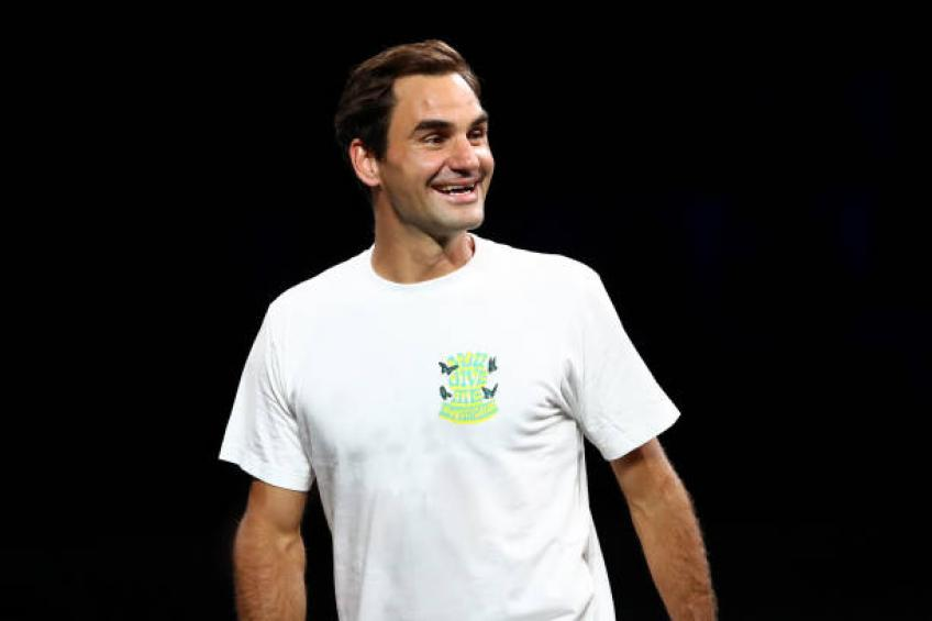 Roger Federer 'shocked' by Uniqlo request
