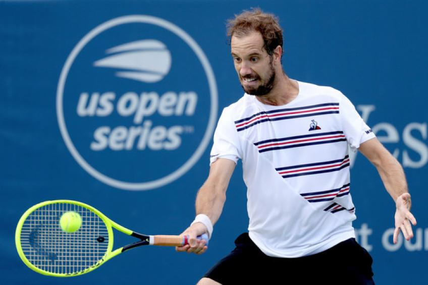 Richard Gasquet withdraws from Chengdu to delay Chinese swing